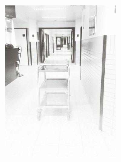 Tristess Lonliness Hospital Krankenhaus