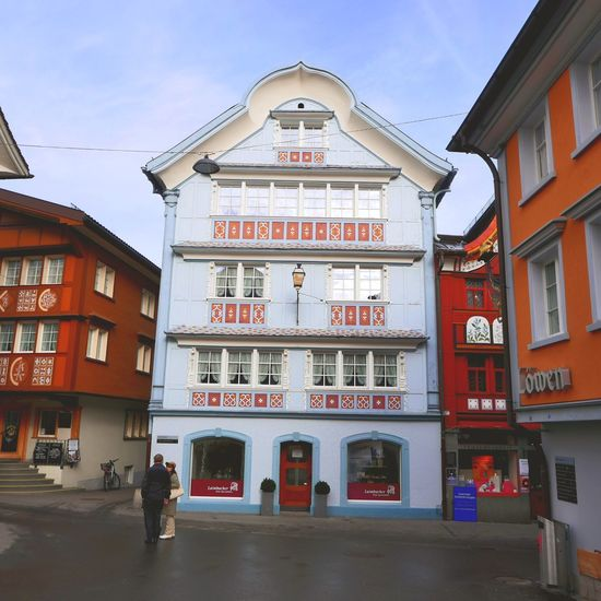 5/15 Appenzell-Winter-2015 Haus Appenzell Appenzell Village Appenzell By Jacklycat JacklyCat Best Of Schweiz-Club Deutschland-Club Österreich-Club