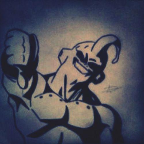 Majin Buu Dragonball ArtWork
