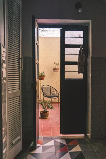 Day Design Home Interior Indoors  Interior Design Mexico Minimalism No People Simple