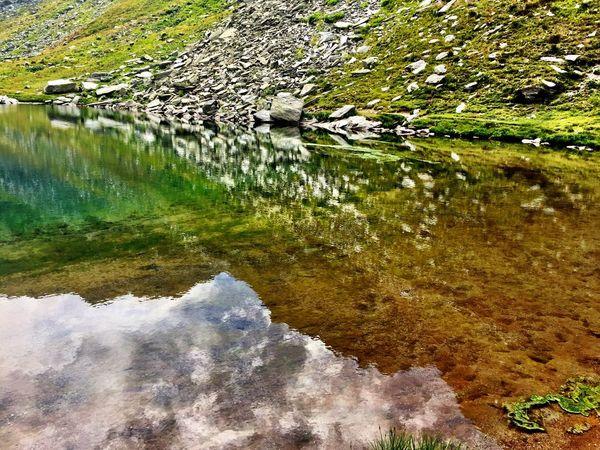 Italy Cuneo Valli Cuneesi Mountain View Mountains Mountain Pontechianale Taking Photos Enjoying Life Lago Bleu