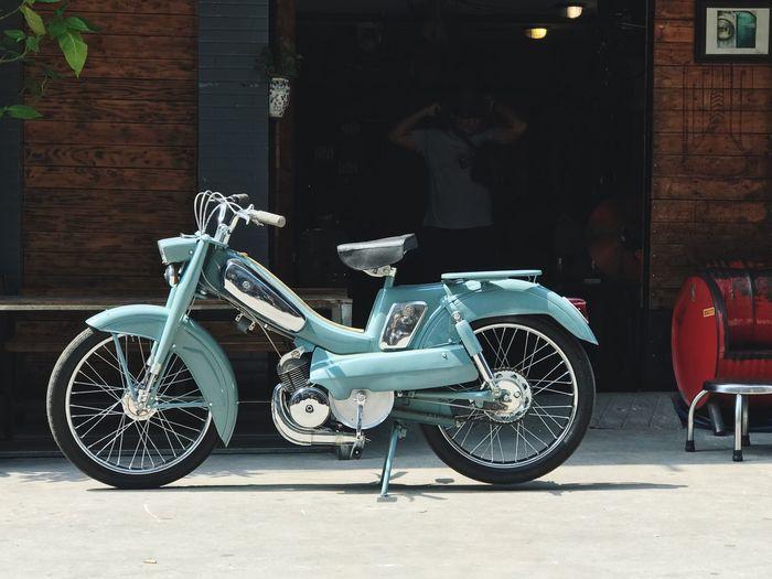 Motobecan Mobylette Motobecane Saigon Bicycle