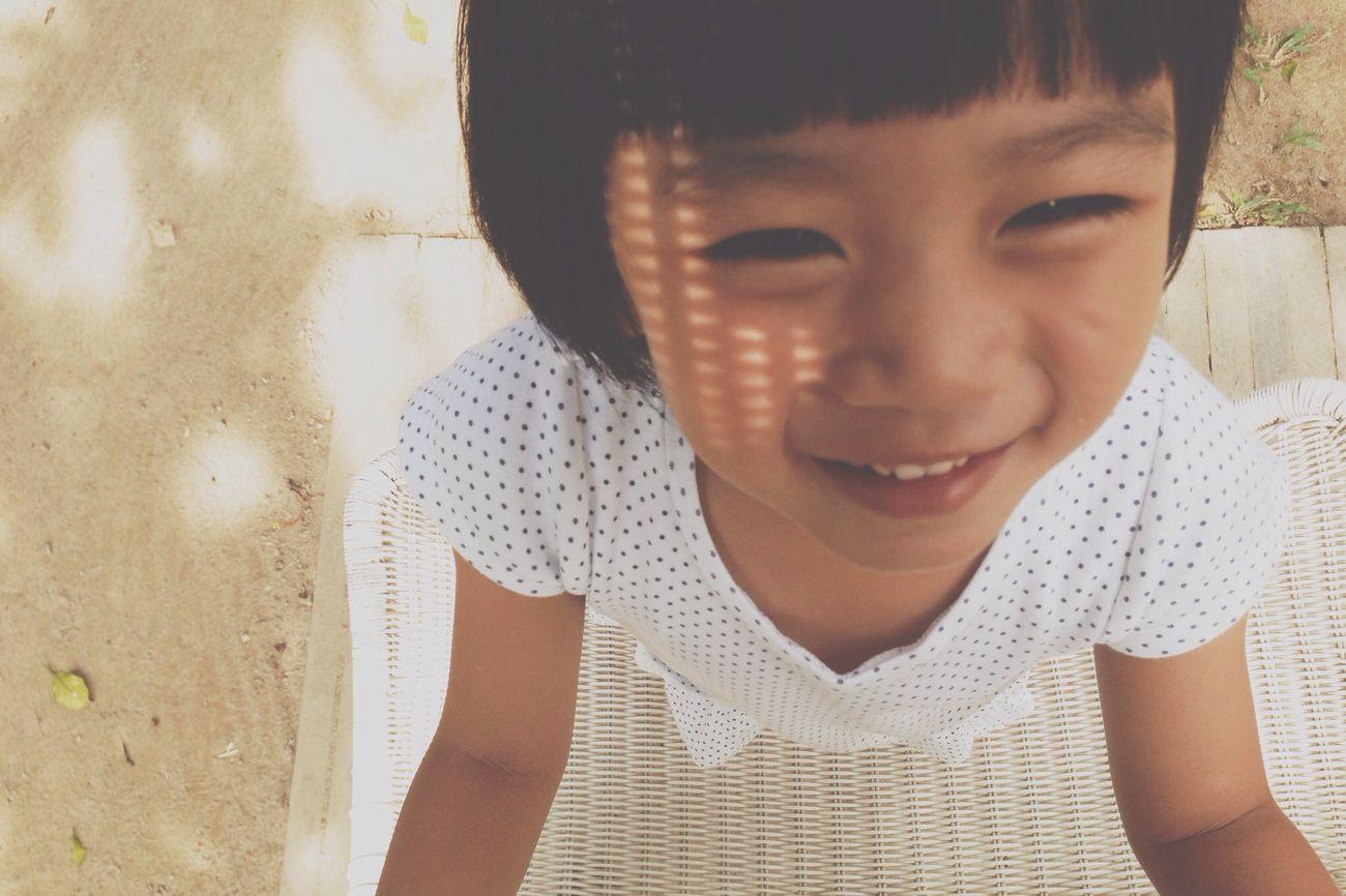 Lovely. Smile