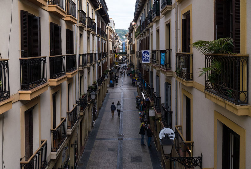 Puerto Architecture City Geometric Shape Outdoors San Sebastian Street Travel Destinations