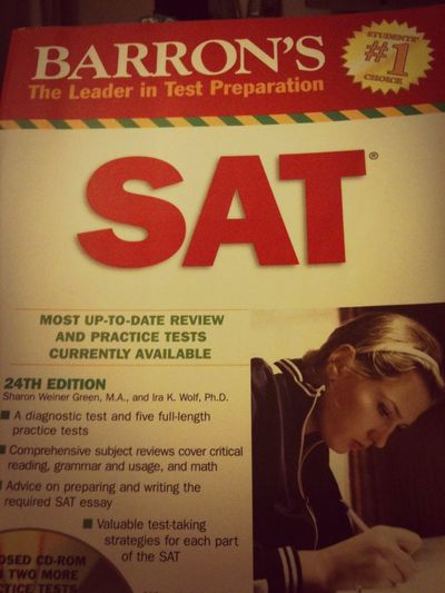 Studying For SAT