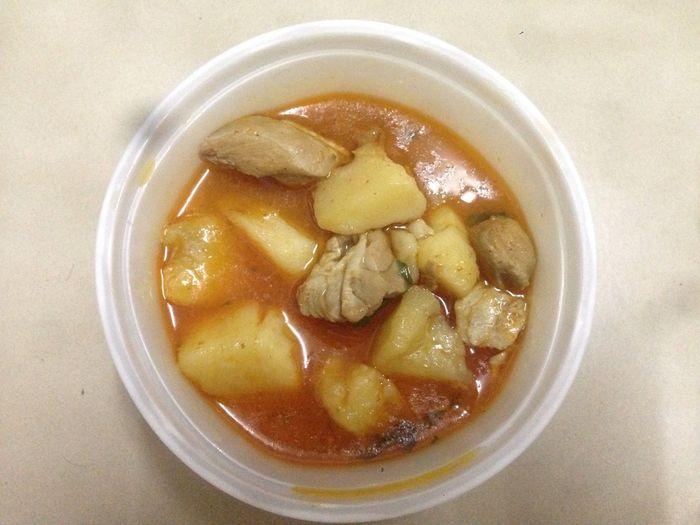 แกงกะหลี่..!! Food And Drink Bowl Food Soup Freshness Healthy Eating Directly Above Ready-to-eat No People Indoors  Close-up Day