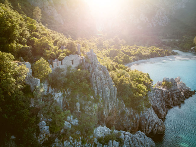 Olympos, Kumluca, Turkey DJI X Eyeem Drone  Mediterranean  Turkey Turkish Riviera Aerial Photography Aerial View Beauty In Nature Day Dronephotography Flying Landscape Lycianway Nature Olympos Outdoors Scenics - Nature çıralı The Great Outdoors - 2018 EyeEm Awards