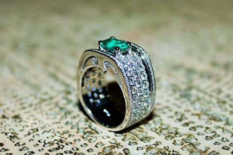 Smeraldo Gioielleria Diamante  Diamanti Gioielli Riflessidoro Riflessi Pietre