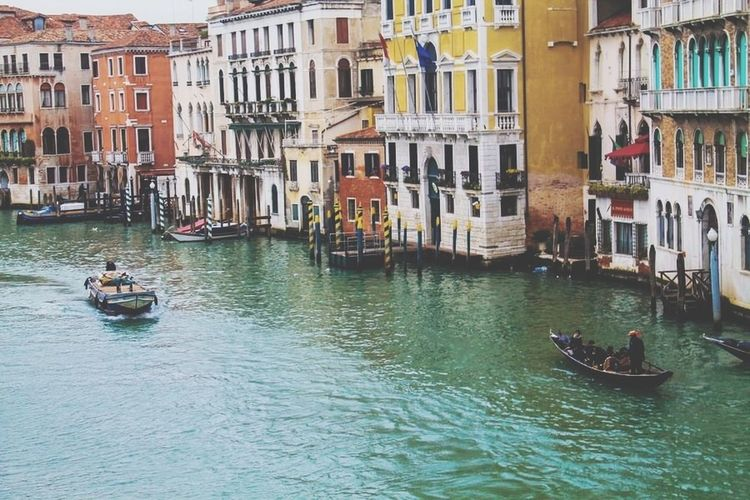 canal grande Traveling City