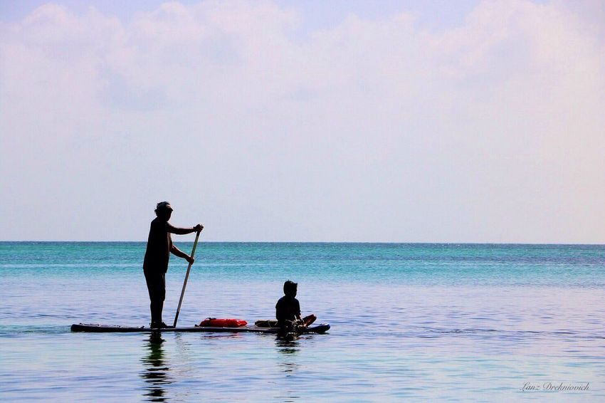 Paddle Hello World Enjoying Life Beautiful Nature Travel Photography Popular Photos EyeEm Nature Lover Eye4photography  Eyeemphotography Beauty Redefined Beautiful Day Followme Sea And Sky