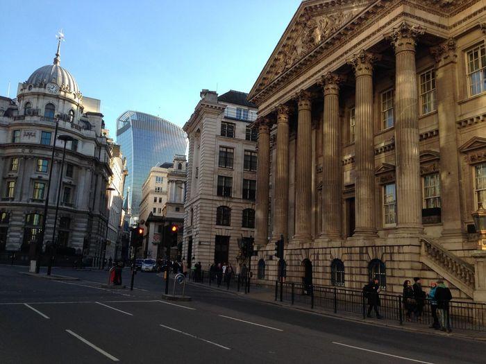 London Built
