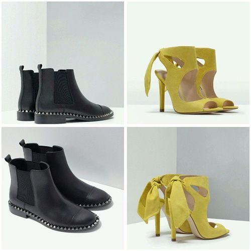 I didnt buy my bday gift yet .... 🙈🙈🙈 MyFavoriteStore ProbablyMyNextPurchase Zara Boots heels fashion