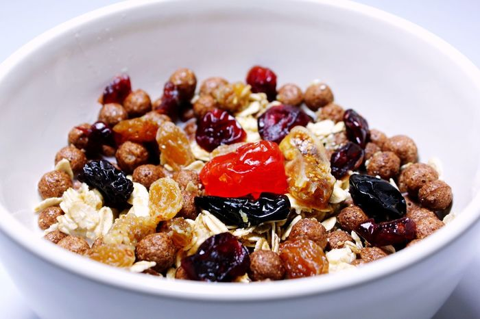 Bowl Food Healthy Eating Food And Drink Fruit Breakfast Indoors  Dried Fruit Day