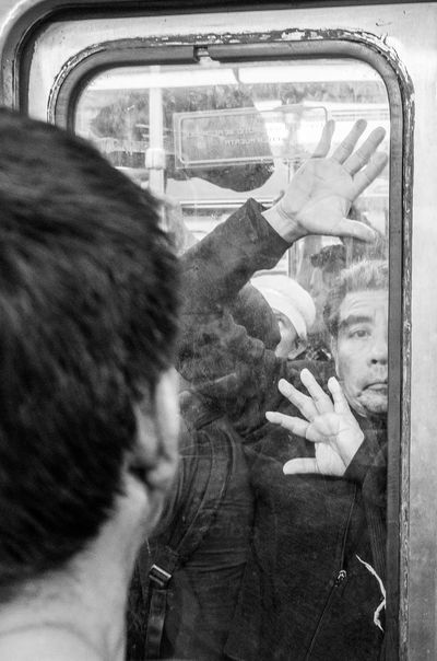 A day in Mexico City Subway Metro Street Photo X100f Cdmx Mexico City Mexico EyeEm Best Shots Photography Photography Candid Blackandwhite Streetphotography_bw Streetphotography WeekOnEyeEm Week On Eyeem Real People Men Lifestyles Portrait Headshot One Person Adventures In The City Transportation The Street Photographer - 2018 EyeEm Awards The Street Photographer - 2018 EyeEm Awards A New Perspective On Life