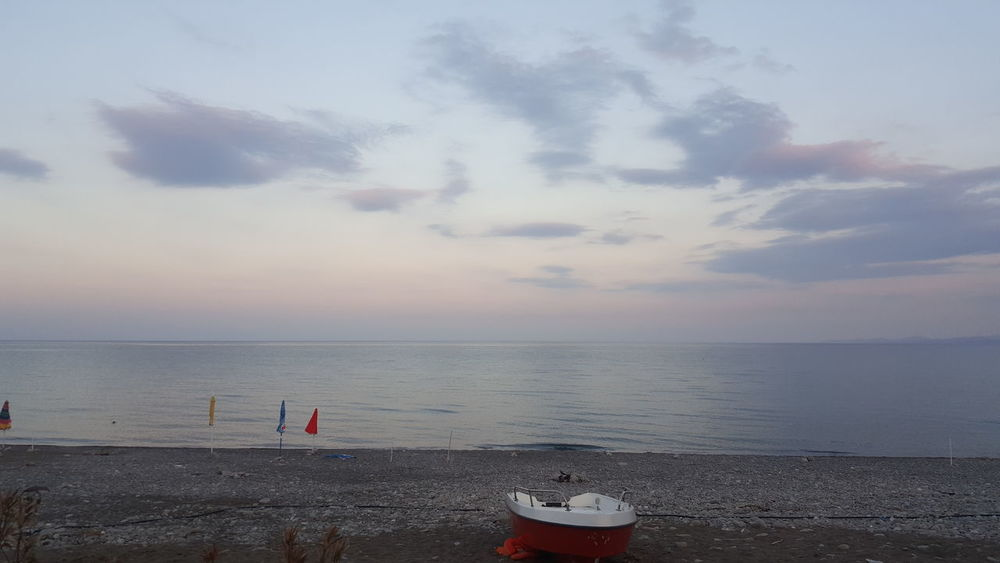 Sea Beautiful Sea Sea And Sky Sea View Sea Life Mare Mare E Sole Tramonto Tramonti_italiani Tramonto;sole;cielo