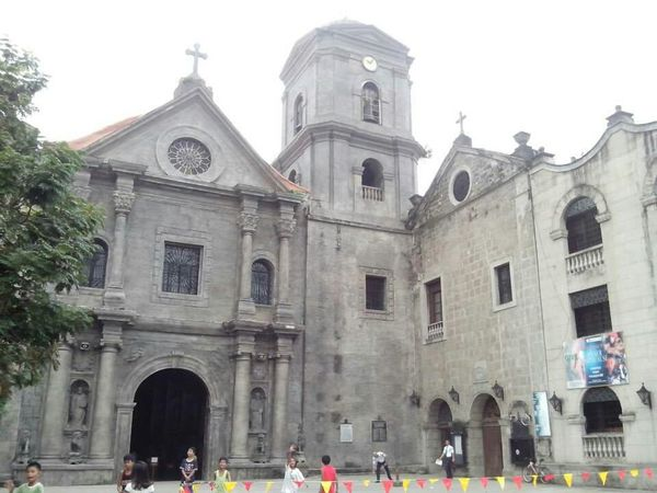 5MP Alcatel One Touch 5021E Churches Intramuros San Agustin Church Mobile Photography Biking By…