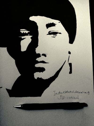 Emenim Drawing My Drawing Art follow my instagram for another drawings: ebtehal_drawing