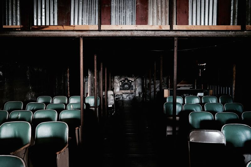 Absence Chair Cinema Cinema In Your Life Diminishing Perspective Empty Illuminated In A Row Kino Seat The Way Forward Theater Theatre Fresh On Eyeem  Fresh on Market - May 2016