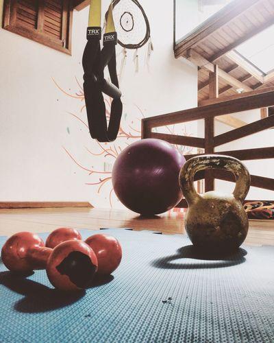 Indoors  Fitness Funcionaltraining Healthy Lifestyle