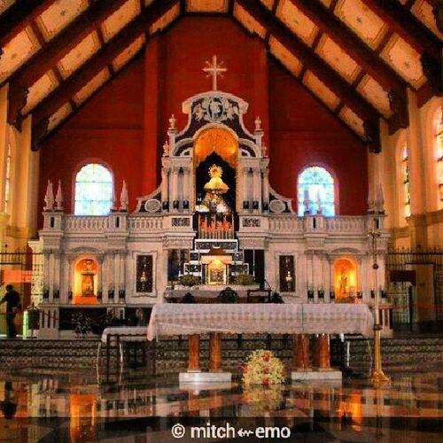 church in bicol but i forgot the name