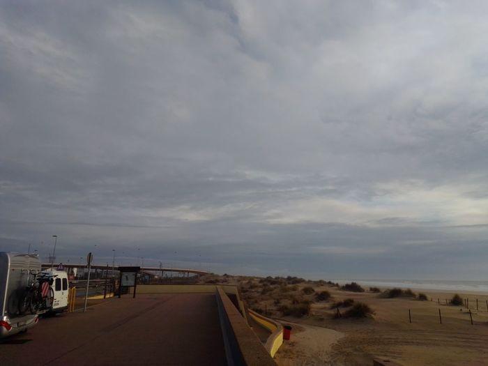 Oil Pump Beach