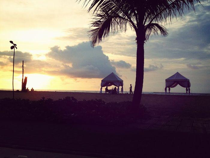 Sunset @ma Joly