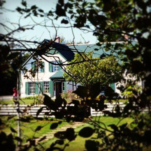 Anne Of Green Gables Prince Edward Island Canada