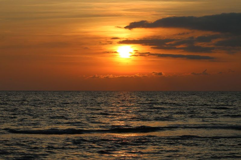 Cyprus Limassol Cyprus Limassol Cyprus Sunset Sunlight Sunset_collection Sunset Sea Beauty In Nature Scenics Sun Nature Tranquility Horizon Over Water Tranquil Scene Water Orange Color Idyllic Sky Reflection No People Beach Outdoors Sunlight Cloud - Sky Wave