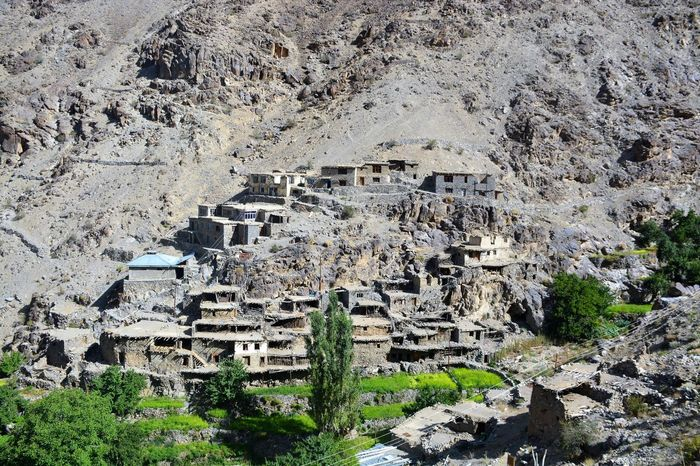Hunderman Village - Last village of India near LOC village has since been a part of two 1947 and 1971, it was a part of Pakistan before it was taken to Indian control during the 1971 war in Gilgit-Baltistan. EyeEmNewHere IndianArmy Ancient Civilization Architecture Built Structure Environment Kargil LastvillageofIndia
