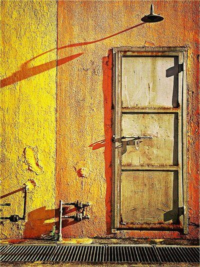 Light And Shadow Door Beauty Of Decay Partnersingrime