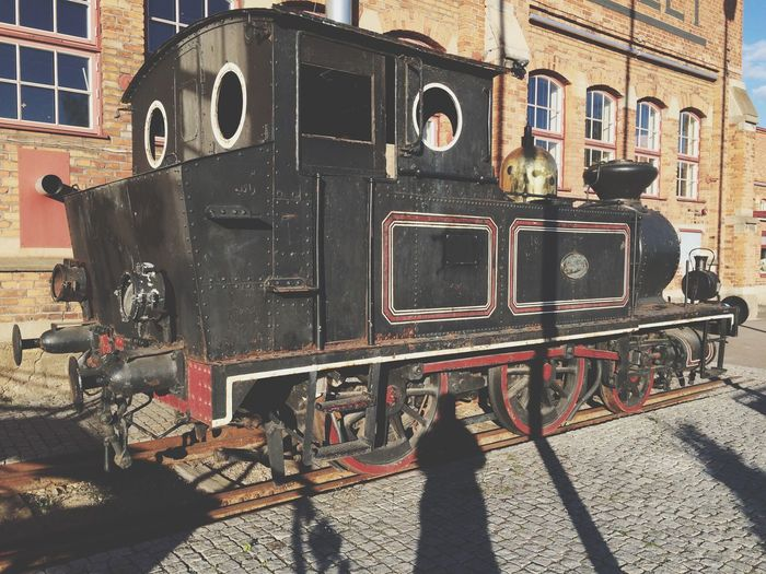 Train Ancient Town Ancient Beauty Technikmuseum Oldtown Bestoftheday EyeEm Best Edits