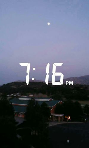 Snapchat Hanging Out Relaxing Perfection View Beautiful Moon Sopretty Latepost
