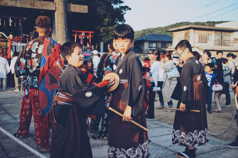 Traditional festival in japan. Clothing Dance Culture Heritage Tradition Photography Festival Japan Photography Japan Cultures Streetphotography Culture Photography Culture And Tradition Group Of People Real People Crowd Architecture City Men Lifestyles Standing Built Structure Leisure Activity Large Group Of People Outdoors Day Building Exterior Traditional Clothing Street Adult