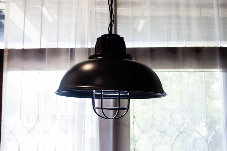 Lamps in a