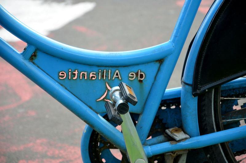 CyclingUnites Detail Bicycle Blue Mirrored Hollandbike Best EyeEm Shot Best