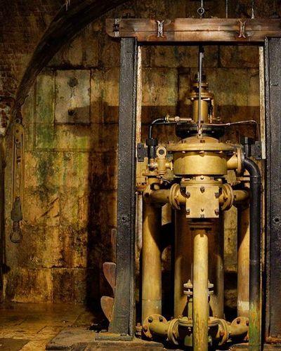 Industrial . At The Tunneling System . Beautiful Architecture and Design . under the AlteSaline OldSaltWorks SaltRefinery . Salz Salt Museum . Badreichenhall Bavaria Bayern Deutschland Germany . Taken by my Sonyalpha DSLR Dslt A57 . متحف ملح بايرن المانيا