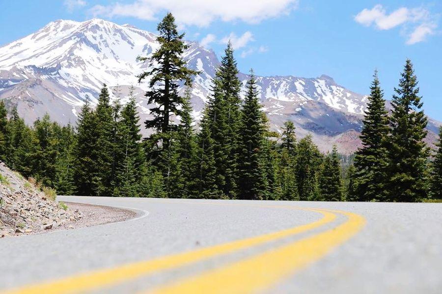Mount Shasta Streetphotography USAtrip