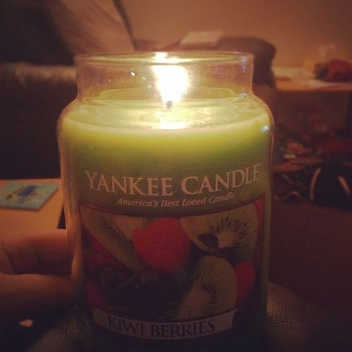 This smells so good... Yankee Gettingold
