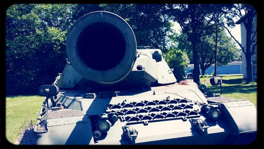 Panzer Tank Bundeswehr Leopard 1