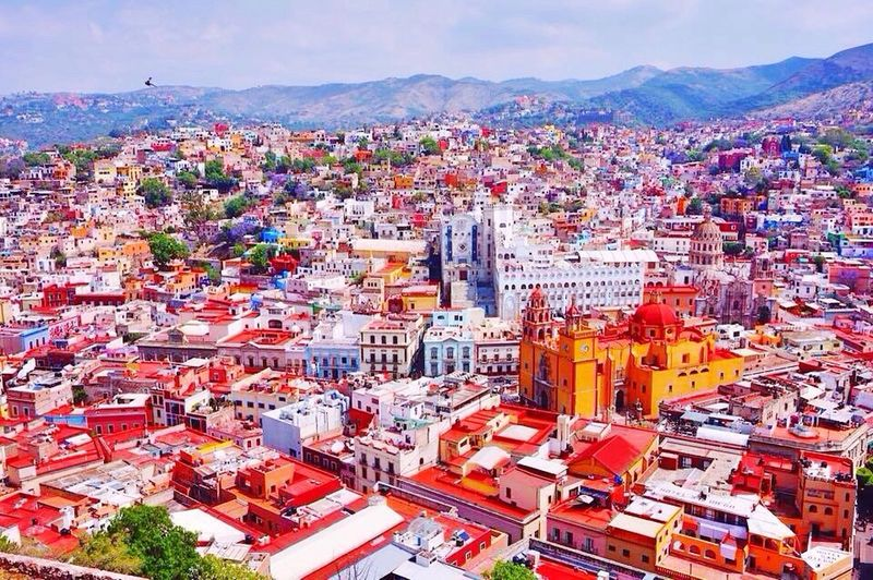 Guanajuato, México Coulours  Amazing View Mexique Colourful HolidayAgain Travelphotography