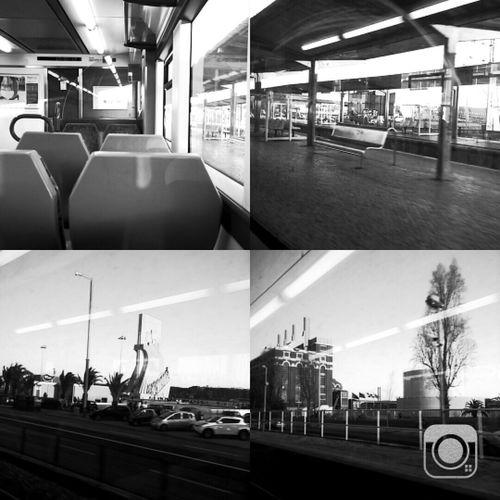 On the Move Train Station EyeEm Best Shots - Black + White Public Transportation Historical Sights Urban Reflections Eyeem Monochrome Train