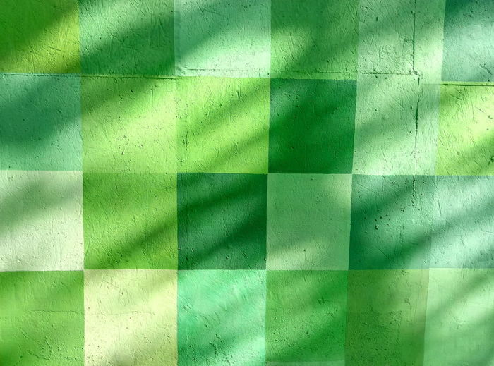 Nofilrer Cubism Square Green Pixel Colorful First Eyeem Photo