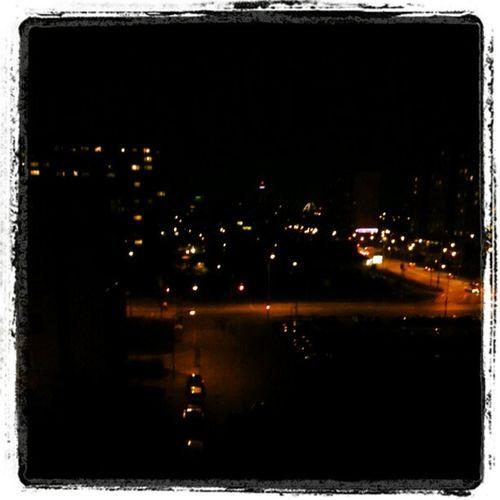 Petrzka Night Streets Lights dark