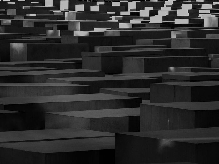 My Year My View Black And White Photography Black And White Berlin Capture Berlin Sculpture Backgrounds No People Berliner Ansichten Berlin Holocaust Memorial Welcome To Black The Secret Spaces Berlin Love Discover Berlin Urban_geometrics