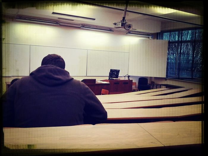 Early Morning Lecture
