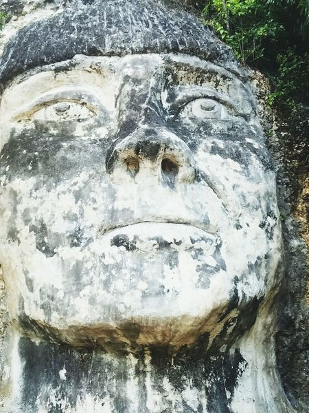 Taino Face Getting In Touch Eyeem Puerto Rico EyeEm Eye4photography  Eyeemphotography My Culture My Island ❤️ My Blood Eyeem Photography Samsung Galaxy S7 TainoIndians Tainos Hidden Gems  Isabela PR ❤ Home Is Where The Art Is Photography