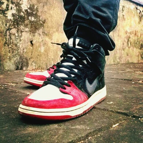 ❤what a dunk in luv Nike SB First Eyeem Photo
