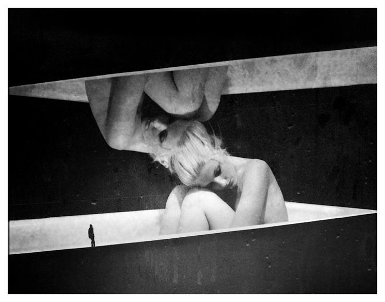 Blackandwhite WeAreJuxt.com Two Of A Kind AMPt_community