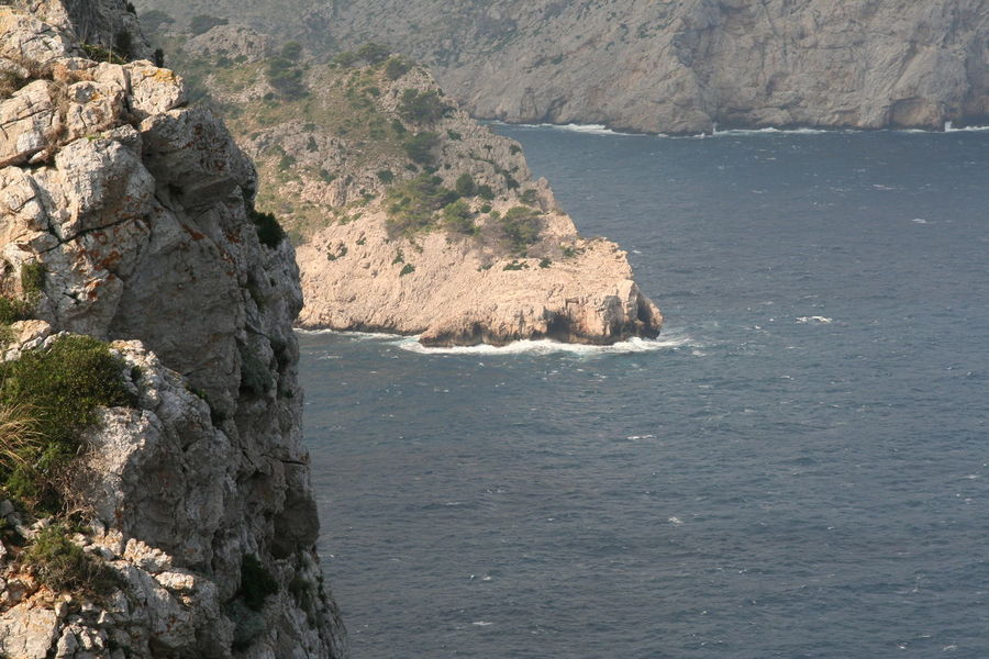 Mountains Coast Stone Stone Coast Mediterranean  Sea Overview OverviewPoint