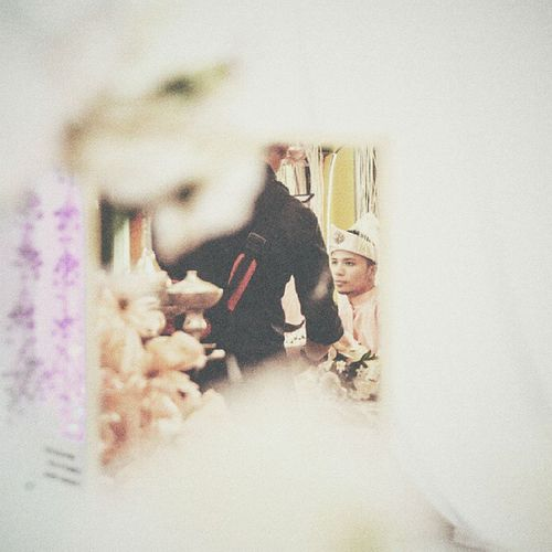 Santapan raja sehari Kahwin Telukbatik Pangkor Wedding makanberadap